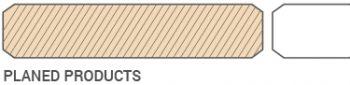 Sawn Planed Timber
