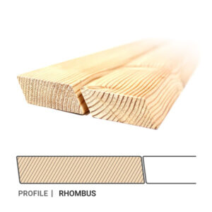 Siberian-Larch-Cladding-Profile-Rhombus-Profilis