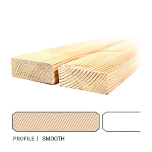Siberian-Larch-Cladding-Smooth-Profilis