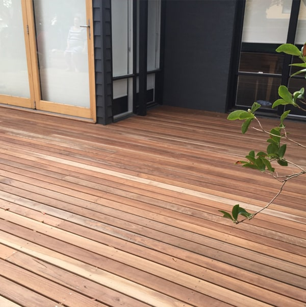 Siberian Larch Decking