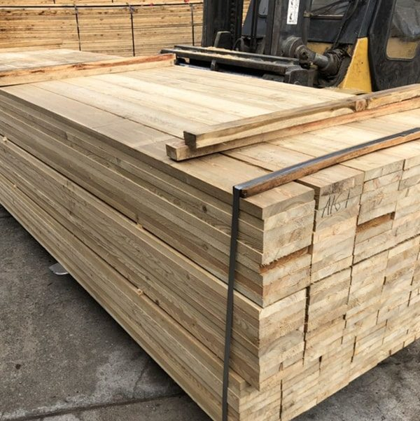 Nord Wood Timber Sawn Timber