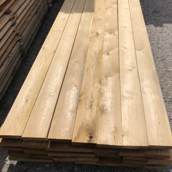 Siberian Larch Timber 25 x 150